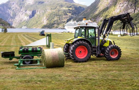 Balers and wrappers