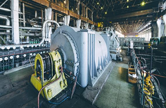 Steam and Gas Turbine Control