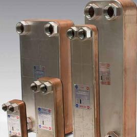 Fluid-Fluid Heat Exchanger