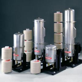 Stationary Filter Systems