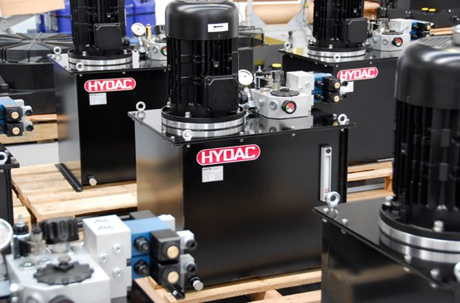 Maintain Hydraulic Systems 4