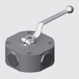 3-Way and 4-Way Manifold Mounted Ball Valves - KH3P / KH4P