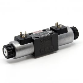 4 WE 6 Q - CETOP 3, 4/3 Directional Spool Valve, Direct Acting