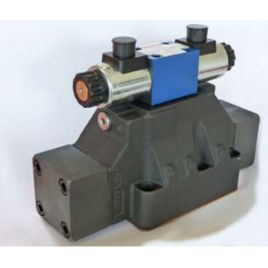 4/3 Directional Control Valve - 4WEH I 25 / 4WEH EI 25