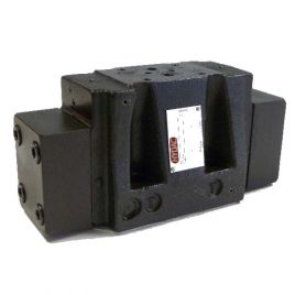 4/3 Directional Control Valve, Optional with Diversion Plate or Pilot Valve - 4WH E 10