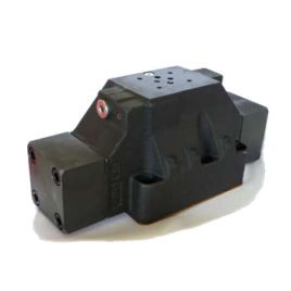 4/3 Directional Control Valve, Optional with Diversion Plate or Pilot Valve - 4WH E 25