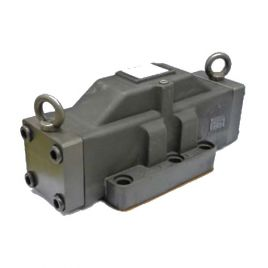 4/3 Directional Control Valve, Optional with Diversion Plate or Pilot Valve - 4WH E 32