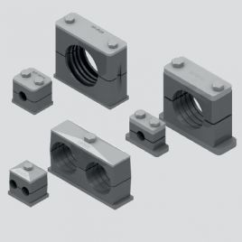 Clamps to DIN 3015