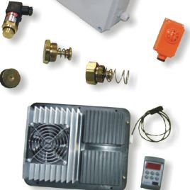 Oil / Air Cooler Units - Standard Series Accessories