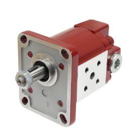 External Gear Motors Size 1 - MGE101