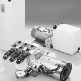 HYDAC DC Compact Power Units DC1