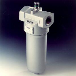 Inline Filter to DIN 24550 - FLN