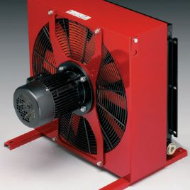 Air Cooler, industrial series with AC electric motor, OK-EL