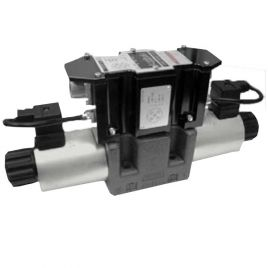 CETOP 5, 4/3 Proportional Solenoid Valve with Integrated Electronics - P4WEE 10