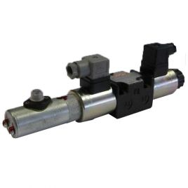 CETOP 3, 4/3 Proportional Solenoid Valve with Position Transducer - P4WER 06