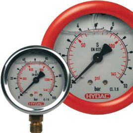 Manometer Pressure Gauges