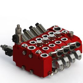 Sectional Directional Control Valve - RSQ 240
