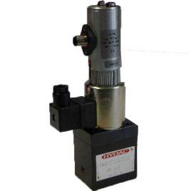 Flow Regulator, Pressure Compensated with Transducer - VP-P2SRR6