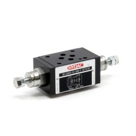 CETOP 3, Needle Valve with Reverse Flow Check - ZW-SDR06