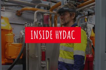Inside HYDAC - Episode 4: My HYDAC Journey