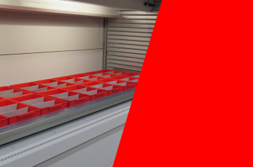 Automated storage solution makes for sound and easy inventory management