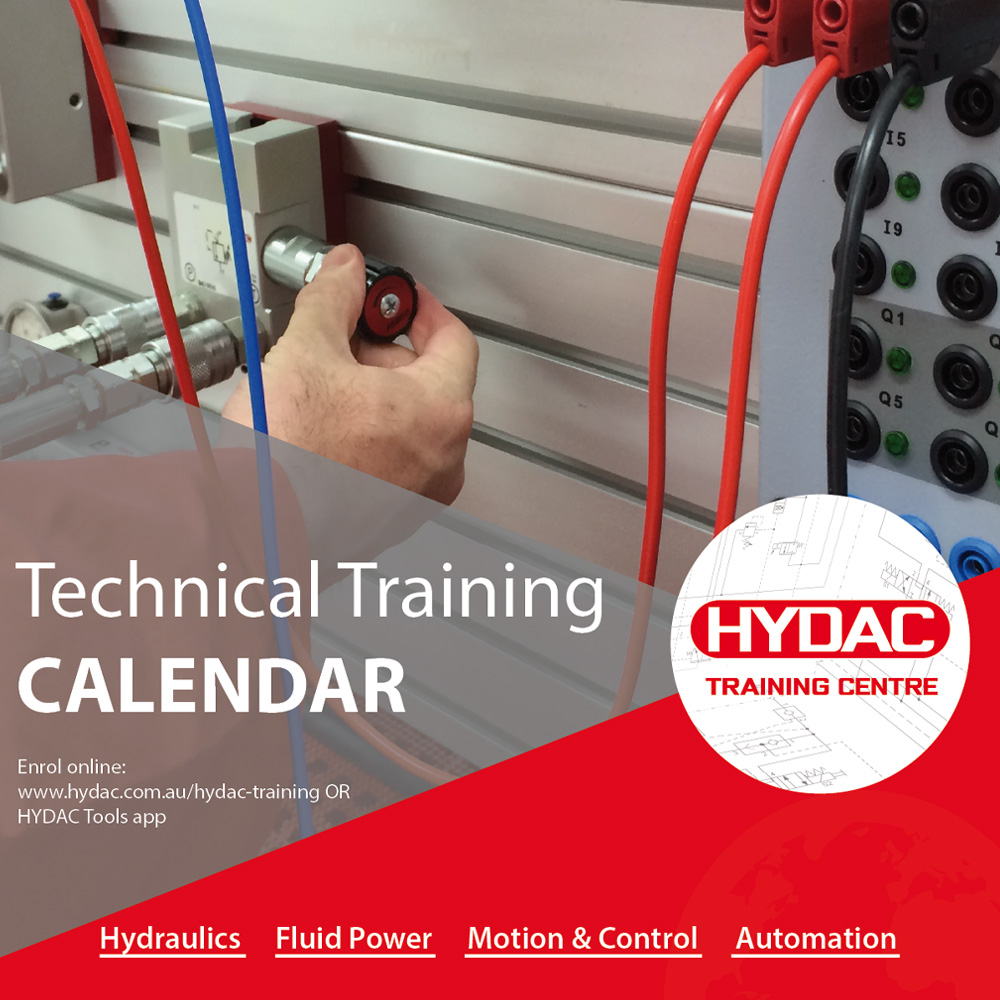 2019 technical training course dates now available