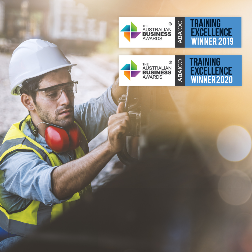 Australian Business Awards recognises HYDAC's training: what about government?
