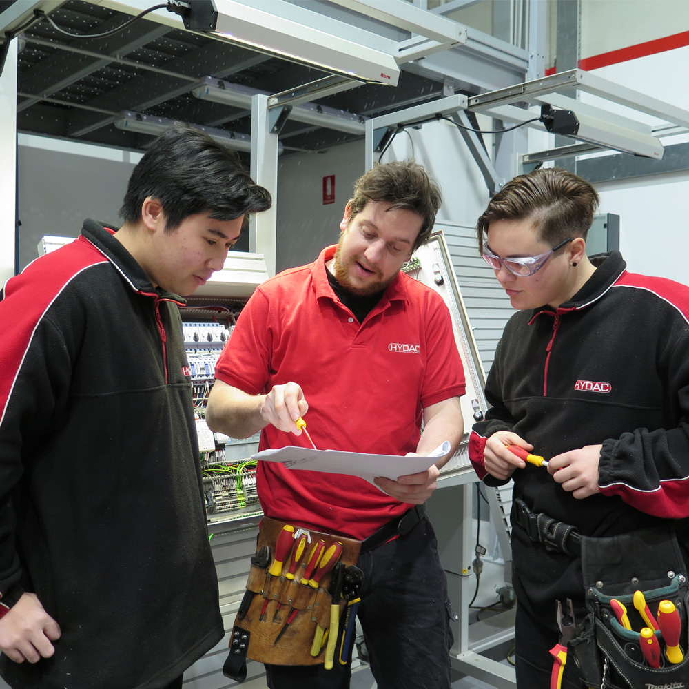 Apprenticeship Program in Collaboration with The Australian Industry Group