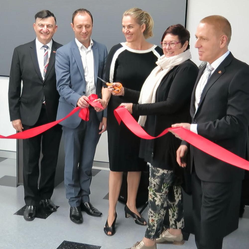 Grand opening training centre & Western Australian branch office