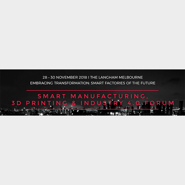 HYDAC at the Smart Manufacturing & Industry 4.0 Forum