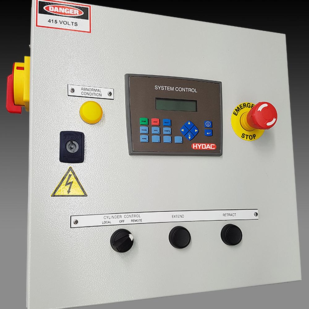 HYDAC electrical control panels