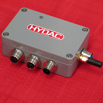 Build a smart system with HYDAC Industrie 4.0 smart sensors