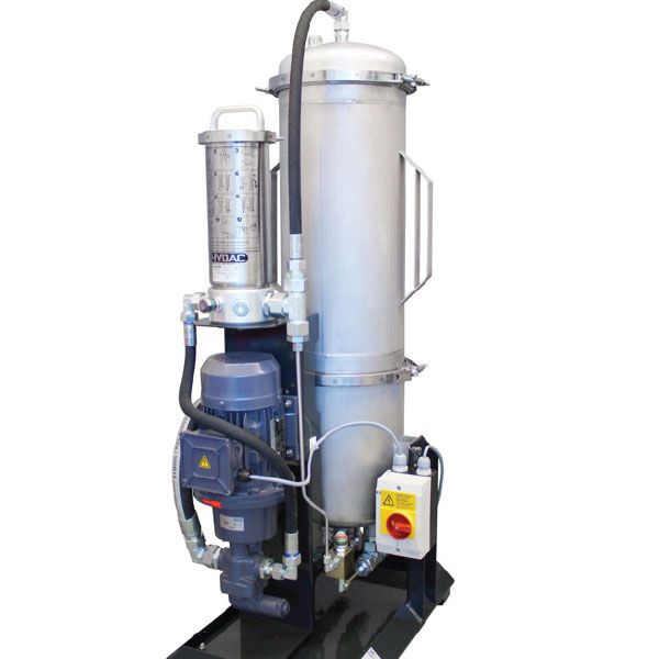 Why Using a Diesel Particle Filter is Important for Minimising Contamination