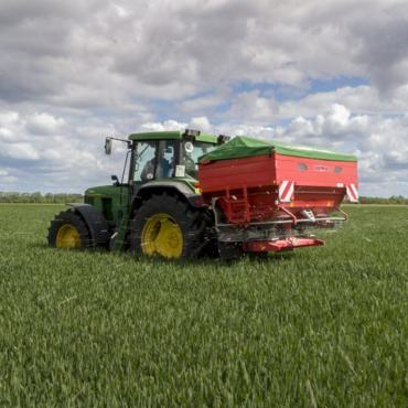 Laying the foundation for control applications in agriculture machines