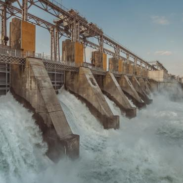 Maintenance-free water filtration solution for hydro power plant – look no further than HYDAC
