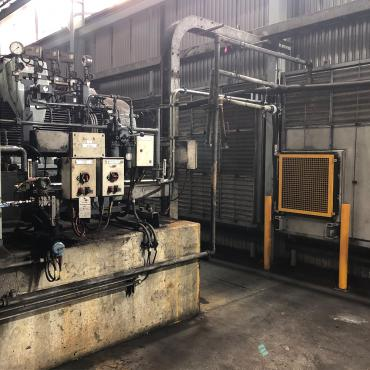 Shell-tube heat exchanger replacement in a synthetic rutile plant in Western Australia