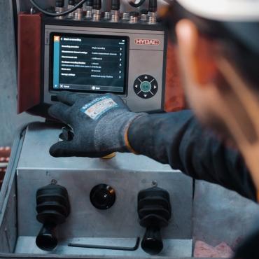 Remote diagnostics make for safe pump testing
