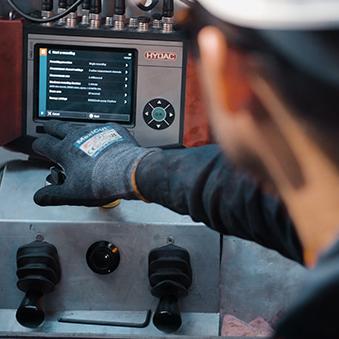 HMG 4000 Remote Diagnostics