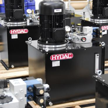 What is hydraulic system?