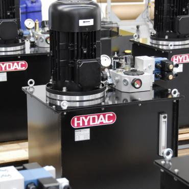 How HYDAC Can Provide the Hydraulic Power Pack You Need