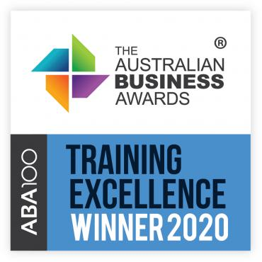 HYDAC wins the Training Excellence award for the second year in a row