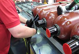 How to Assemble a Hydraulic Bladder Accumulator
