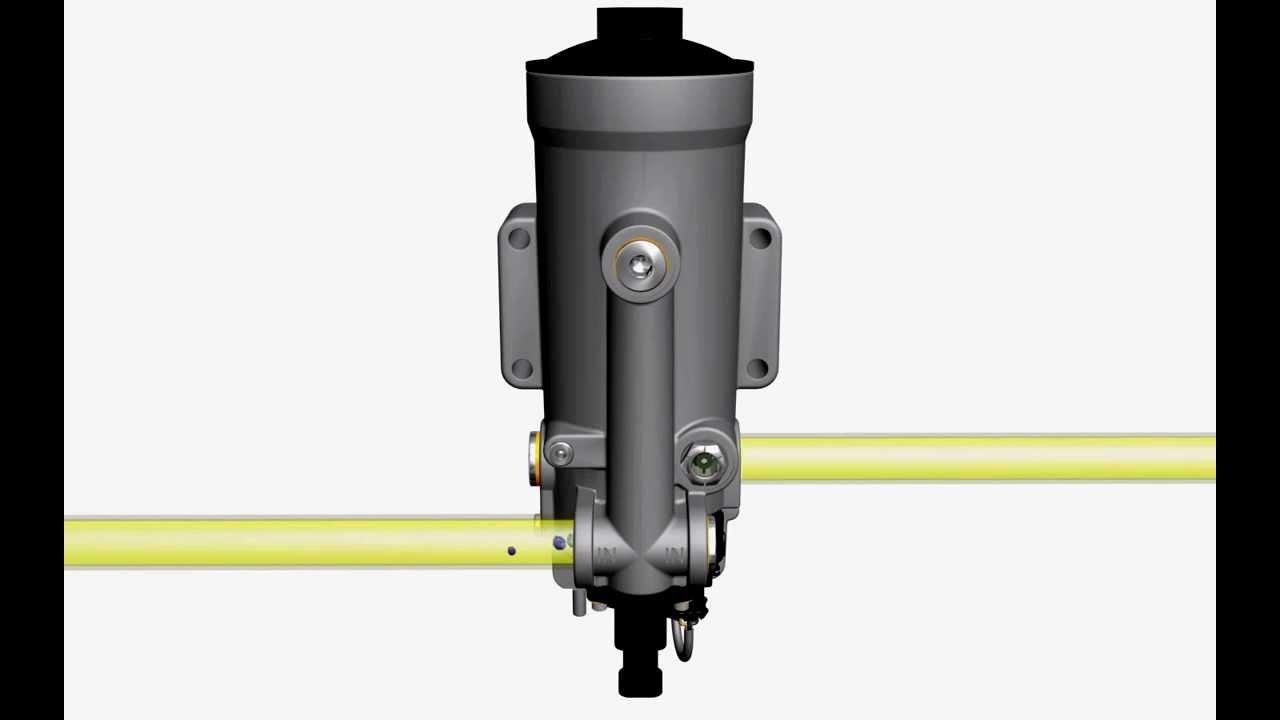 HYDAC Diesel PreCare HT version
