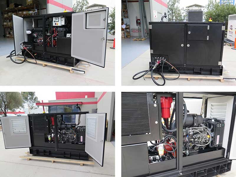 Diesel Barge Hydraulic Power Unit