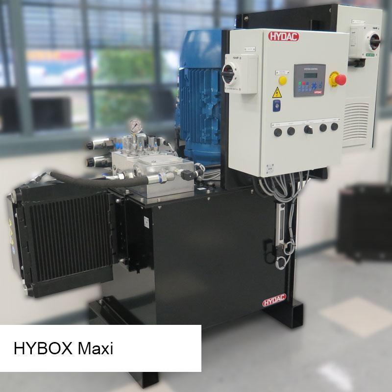 HYBOX Maxi