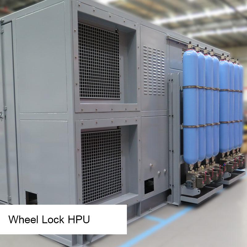 Wheel Lock HPU