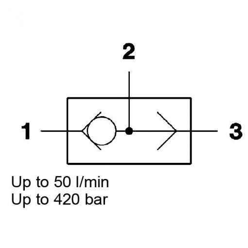 3-Way, Manifold Mounted WVG-06