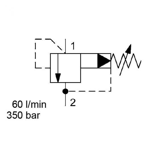 Pressure Relief DB08P