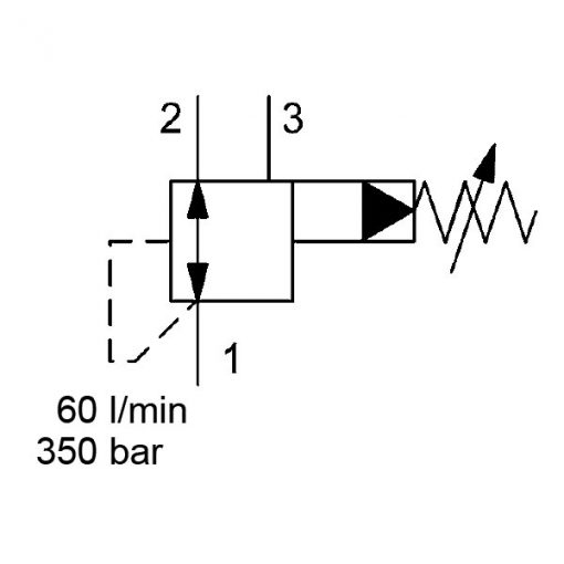 Pressure Reducing Valve DR08P-01