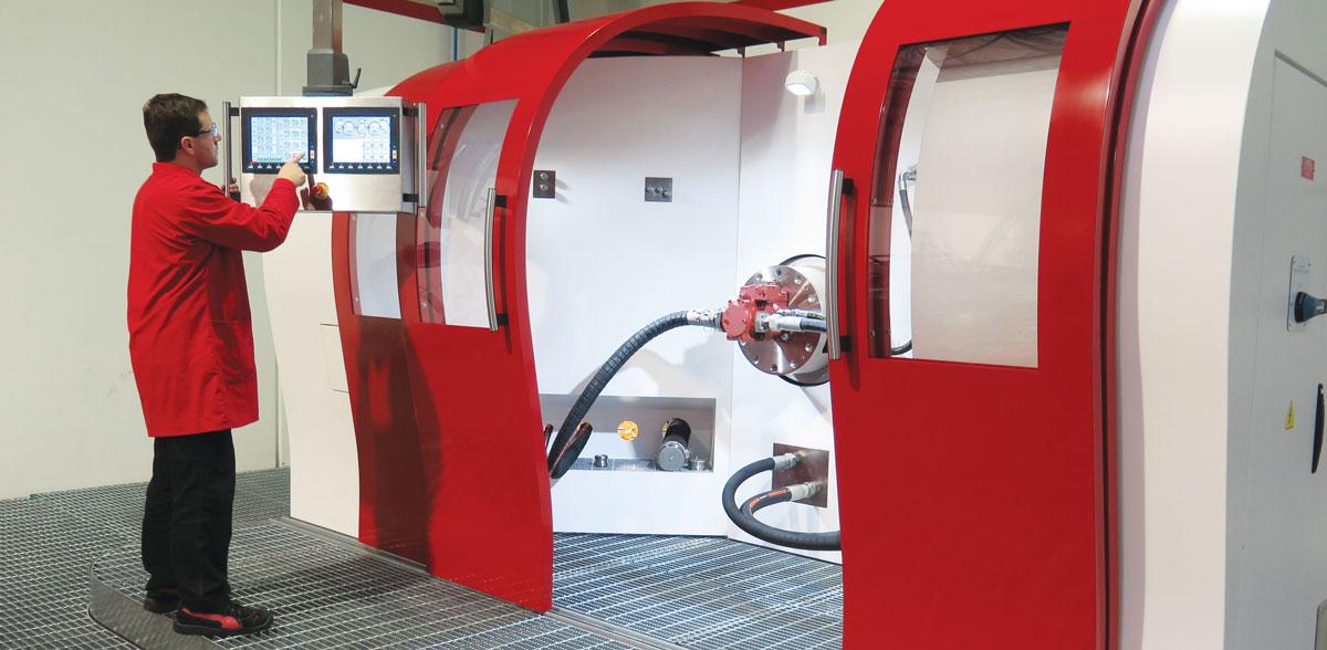 Hydraulic Pumps And Motors Hydac